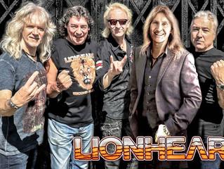 LIONHEART -  2 Special Announcements.