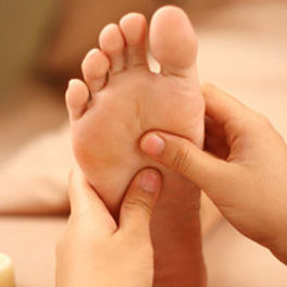 Reflexology available at Zing Health and Beauty Salon in Duns Scottish Borders