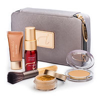 Jane Iredale Mineral Make-up available at Zing Health and Beauty Salon in Duns Scottish Borders