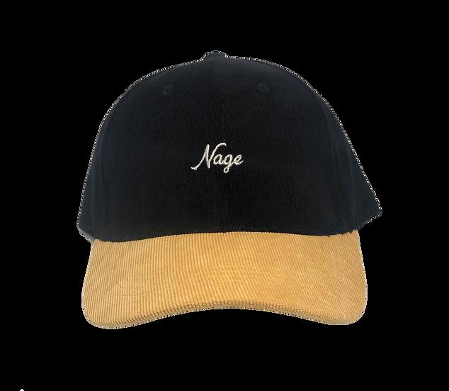 Corduroy NAGE Hat