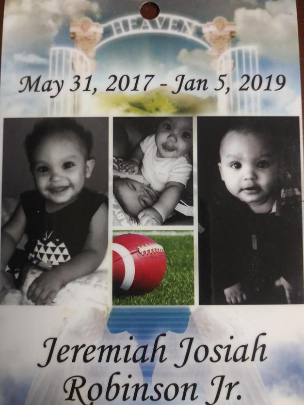 Jeremiah Josiah Robinson Jr.