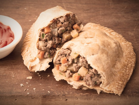The Pasty – Comfort Food or Pure Brilliance?