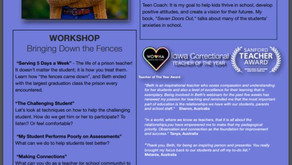 Workshop: Bringing Down the Fences with Beth Deacon