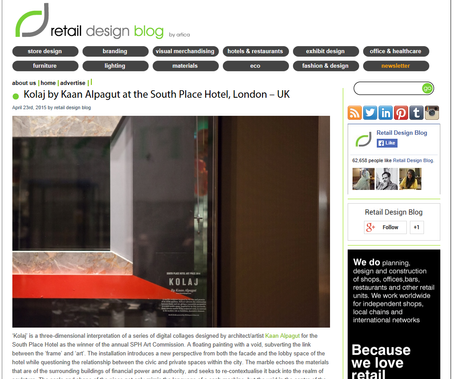 Kolaj on Retail Design Blog
