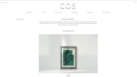 Kolaj7 featured by COS