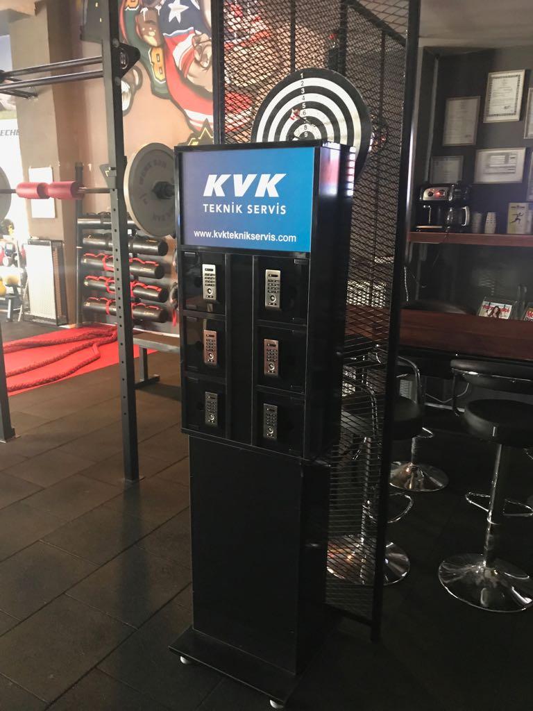 KVK Teknik Servis A.Ş. Tasarım