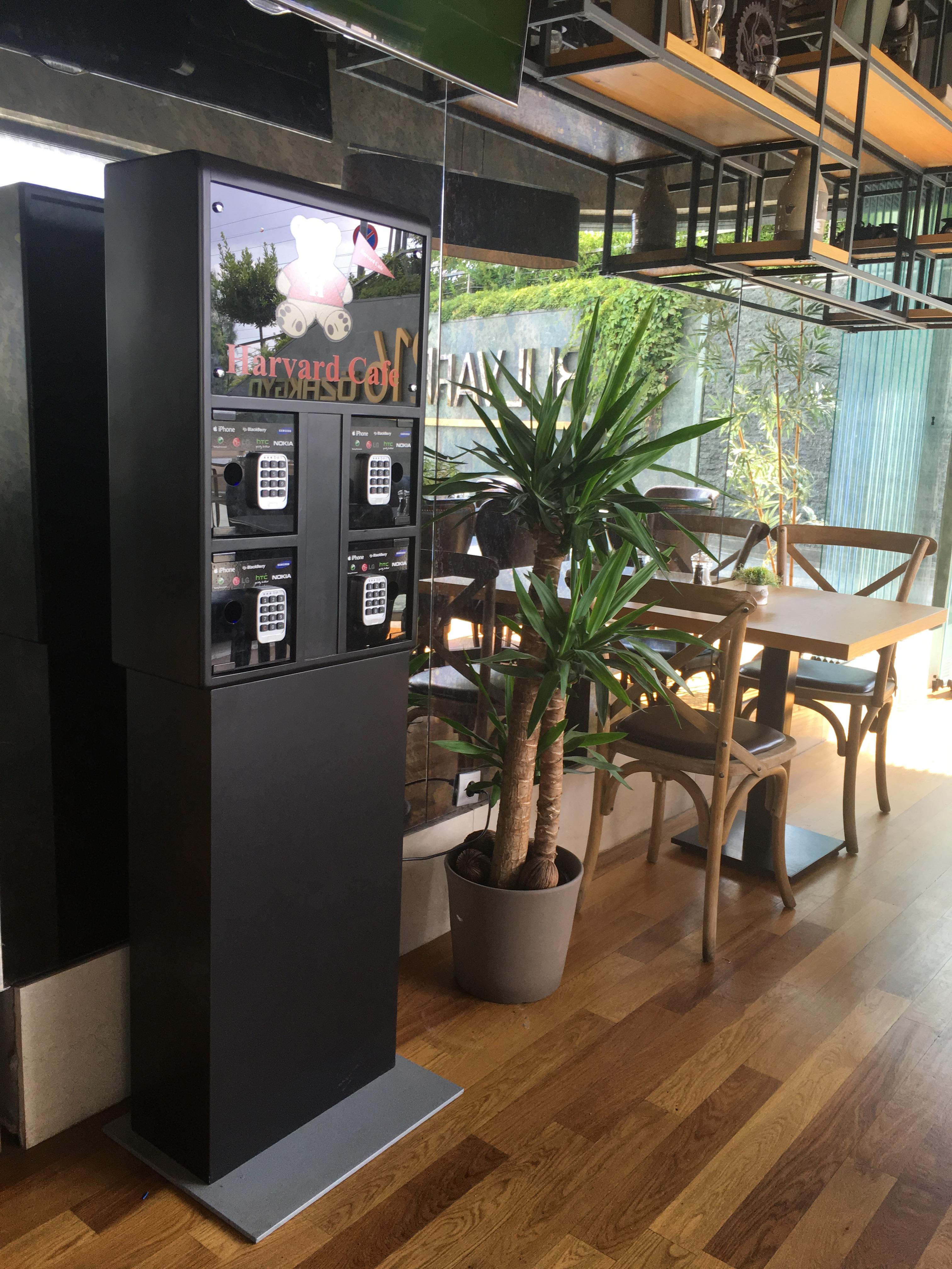 Harvest Cafeler İçin Özel Tasarım