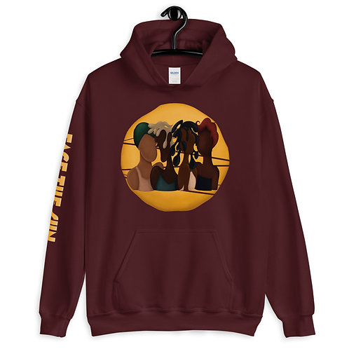 Face the Sun Hoodie