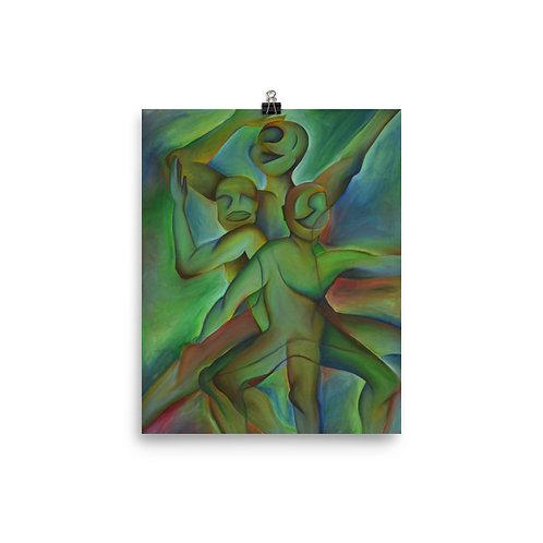 Dance II Print