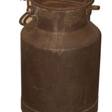 Vintage Iron Milk Pot