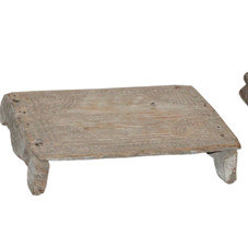 Antique Hand Crafted Bajot Table