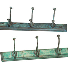 Recycled wood Wall Mounted Hook