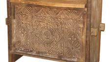Antique Handcarved Himachal Box