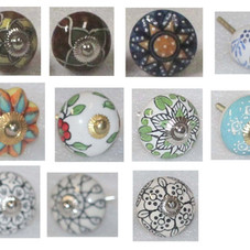 Ceramic Drawer Knob