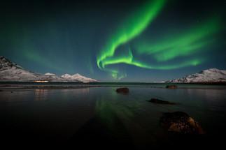 Grøtfjorden Aurora