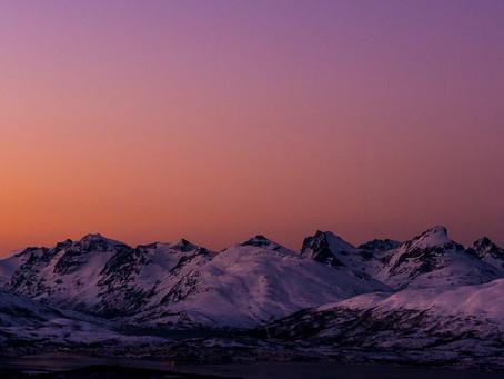 The arctic nights