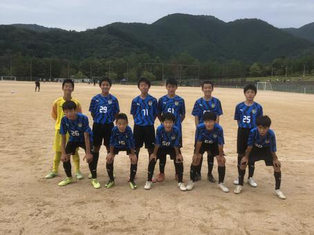 U 13リーグ京都2部リーグ 第3節