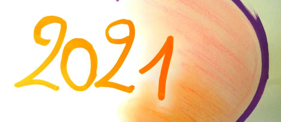Vibrations de l'année 2021