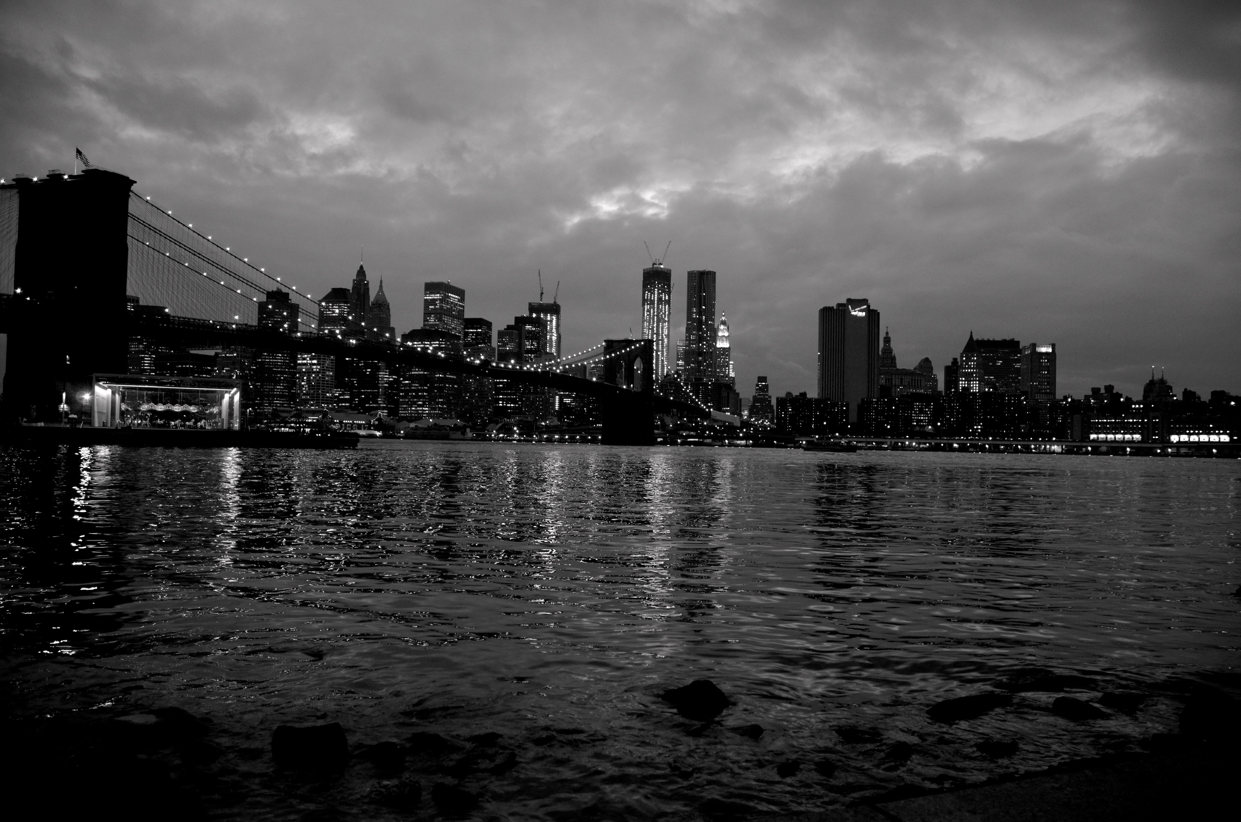 NYC Skyline Blue copy