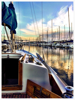 Shance Sailboat Coming in Edited