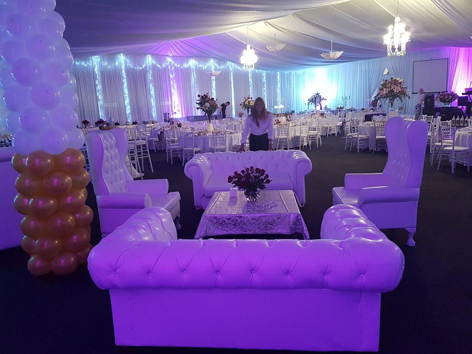 VIP Event Lighting