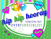 Hip Hip Hooray Logo