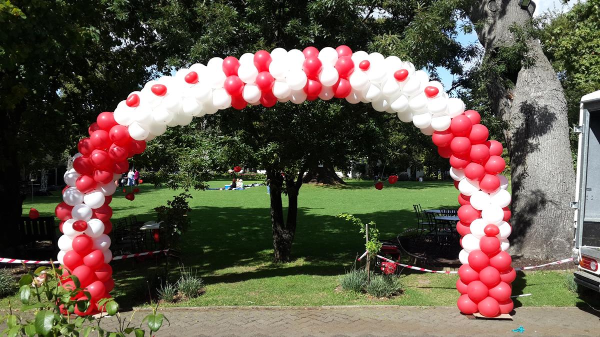 Themes Balloon Arch