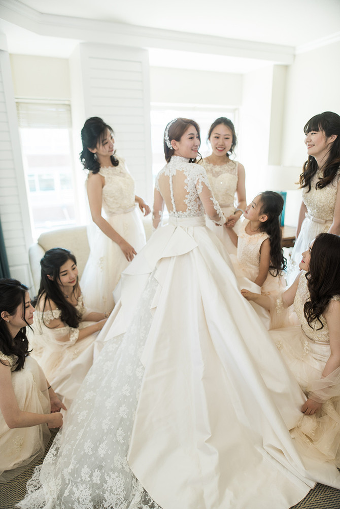 Exquisite Waterfront Wedding