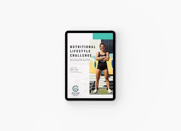 Go Far Nutritional Lifestyle Workbook - Download