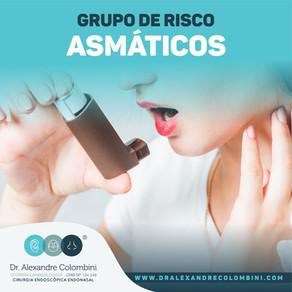 Asma x Covid-19