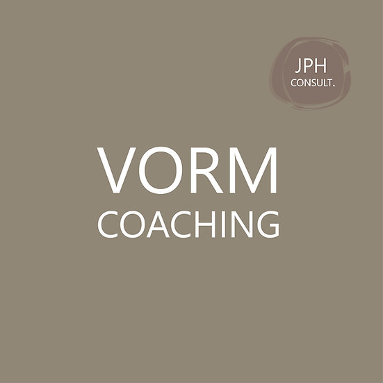 VORM coaching