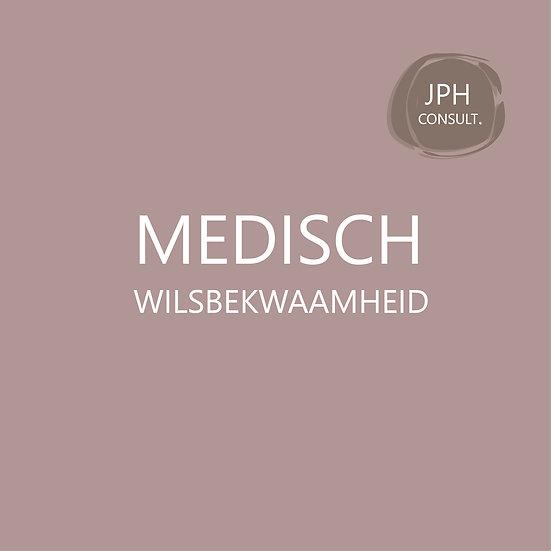 Medisch wilsbekwaam