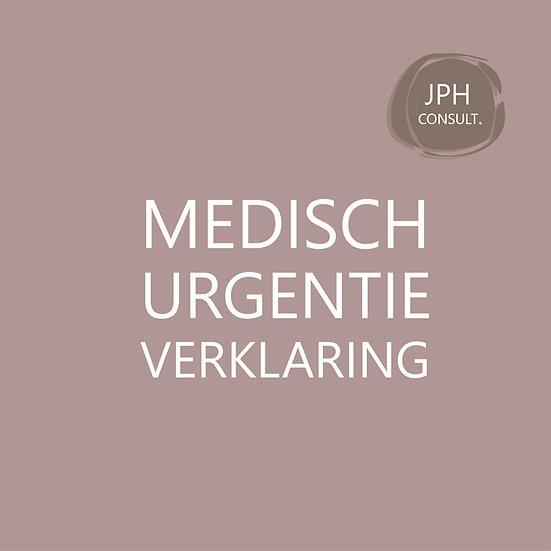 Medisch urgentieverklaring wonen