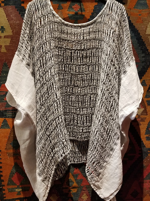 Open Weave Pullover