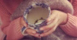 Lifestyle tea drinking