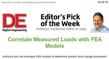 True-Load software is Digital Engineering Editor's Pick of the Week