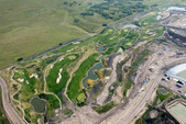 Mickelson National Aerial 2018