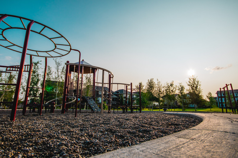 Ranchers' Rise playground