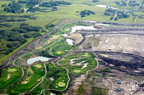 Mickelson National Golf Club Aerial 2018