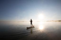 Harmony Lake Paddleboard