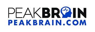 27029 PeakBrain_logo_Horizontal With URL