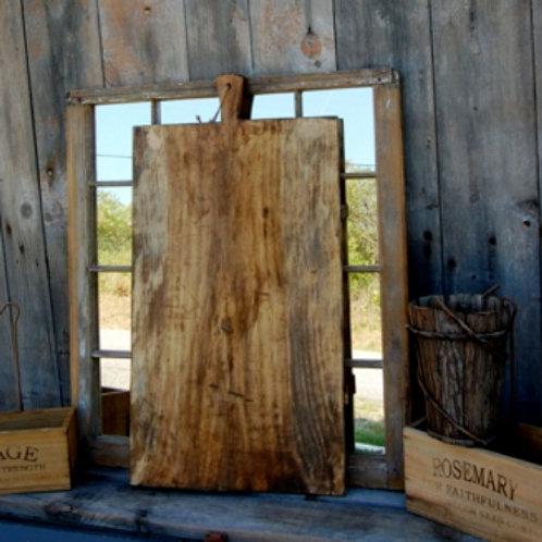 Extra Large Farmhouse Bread Board