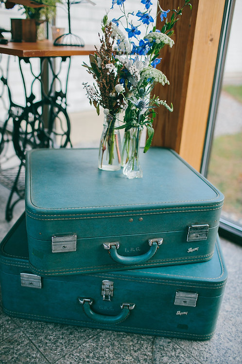 Vintage Suitcase-Large