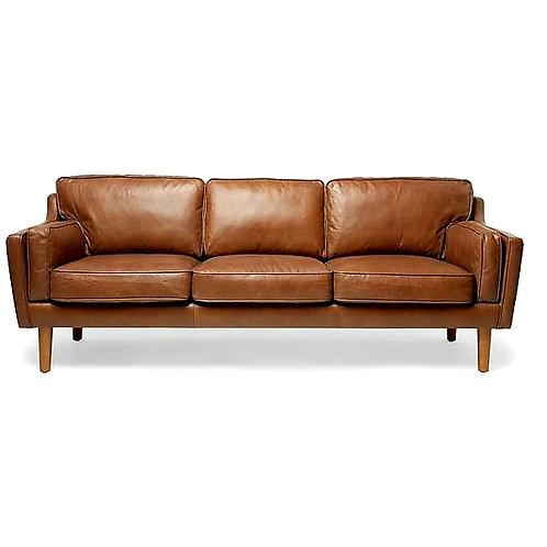 Oxford Leather Sofa