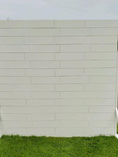 White Washed Barn Board Backdrop