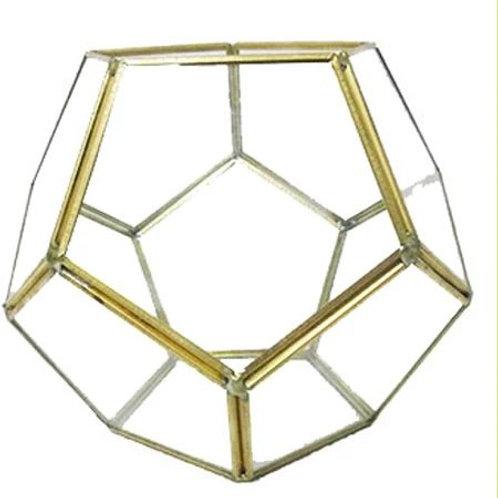 Geometric Terrarium/Candle Holder