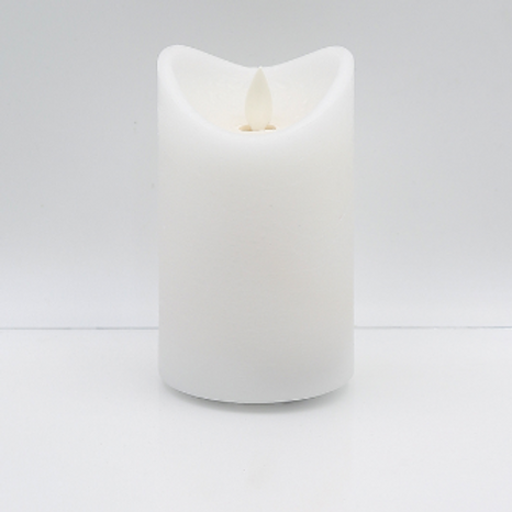 "Battery-Powered 3x5"" Pillar Candle"