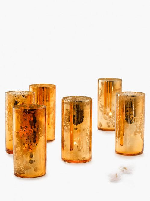Copper Votive