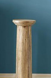 Wood Column Post