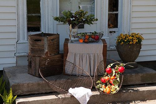 Chicken Wire Market Basket-Large